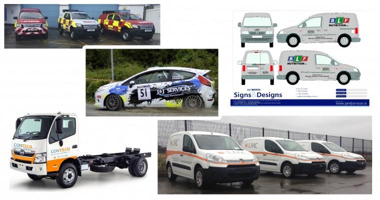 J&J Web Vehicle Graphics