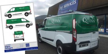 Quinn's Transit Custom