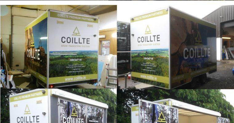 J&J Coillte Trailer