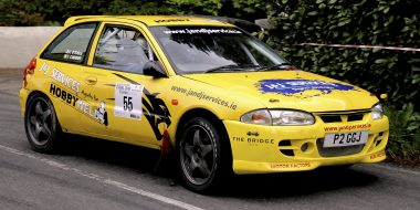 J&J Hobbyweld Rally Car