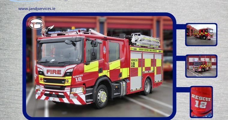 J&J website Graphics Firetruck